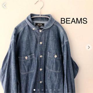 BEAMS - ビームス  長袖シャツ Mサイズ BEAMS