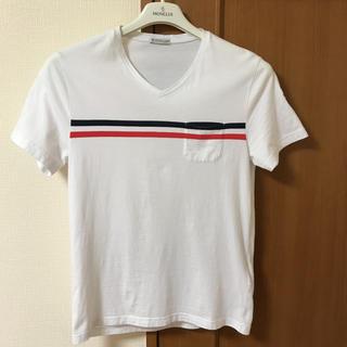 MONCLER - ☆MONCLER☆   Vネック Tシャツ サイズS 国内正規品
