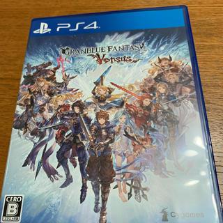 PlayStation4 - PS4 グラブル ヴァーサス ソフトのみ