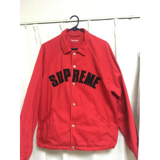 Supreme - supreme 18fw snap front twill jacket