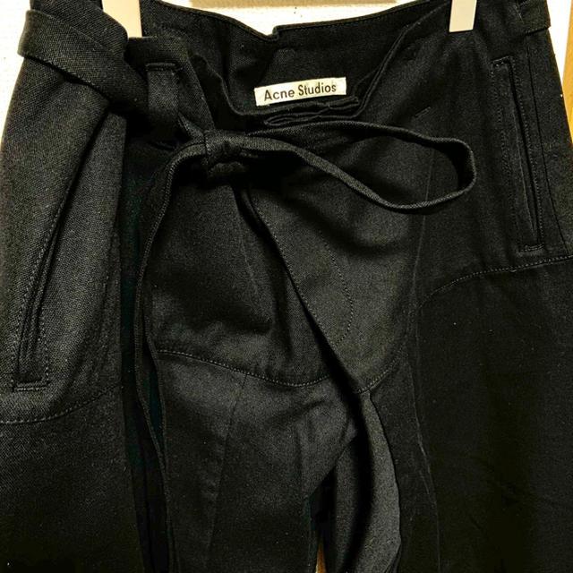 ACNE(アクネ)のしおんさん専用 アクネストゥディオズ ワイドパンツ  メンズのパンツ(ワークパンツ/カーゴパンツ)の商品写真