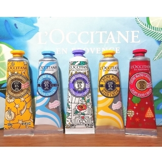 L'OCCITANE - 未使用☆ロクシタン ホイップハンドクリーム5本セット