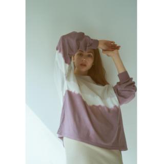 BEAUTY&YOUTH UNITED ARROWS - mamu_online Tie-dye long tee❁タイダイ柄ロンT
