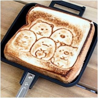 サンリオ - 新品未使用 すみっコぐらし 日本製 ホットサンド ホットケーキ クレープ