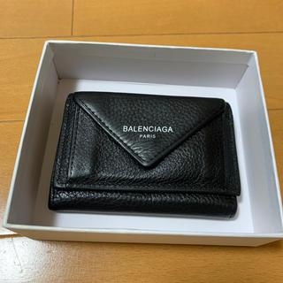 Balenciaga - 1日限定出品 balenciaga 三つ折り財布