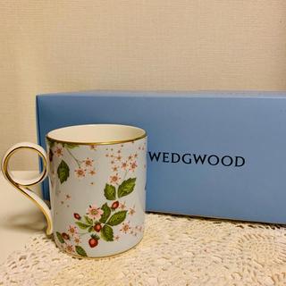 WEDGWOOD - ウェッジウッド ブルームマグカップ