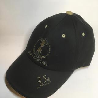 ダンロップ(DUNLOP)のゴルフキャップ 三井住友VISA太平洋マスターズ35th ANNIVERSARY(その他)