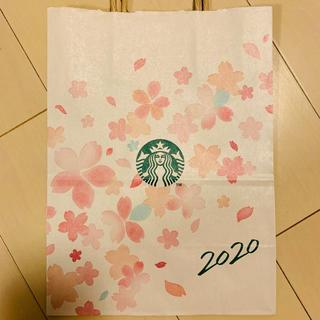 スターバックスコーヒー(Starbucks Coffee)のスタバショッパー(ショップ袋)