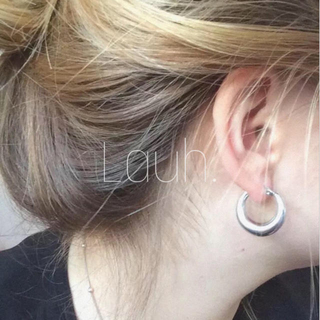 TODAYFUL - j301.plump hoop pierce(silver)