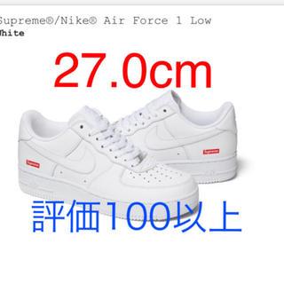 Supreme - nike air force 1 supreme 残り2足