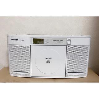 東芝 - 【箱付き】TOSHIBA CD ラジオ ty-cdl5