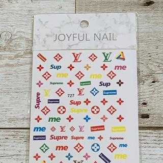 ネイルシール ロゴ
