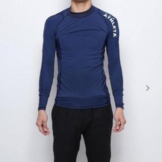 ATHLETA -  アスレタ ATHLETA 長袖インナーシャツ パワーインナーシャツ Lサイズ