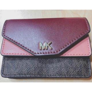 Michael Kors - マイケルコース  ピンク 財布