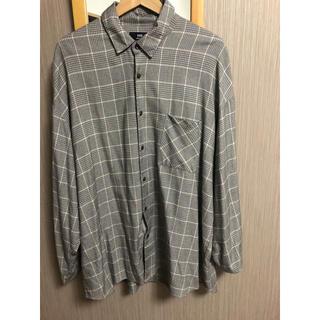 ハレ(HARE)の売り切り価格!HARE オーバーサイズチェックシャツ (シャツ)