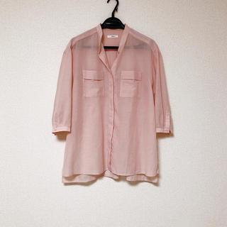 IENA - IENA ピンクシャツ