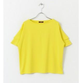 URBAN RESEARCH - タグなし未使用 アーバンリサーチアイテムズ🌼フレア袖Tシャツ Fサイズ