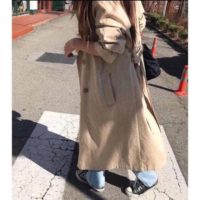 TODAYFUL(トゥデイフル)の売り切り!新品未使用❗️fdom トレンチコート レディースのジャケット/アウター(トレンチコート)の商品写真