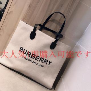 BURBERRY - BURBERRYトートバッグ