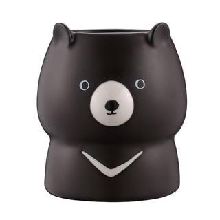 Starbucks Coffee - 黒熊 ベアリスタ マグカップ タンブラー 台湾スターバックス 熊 フィギュア