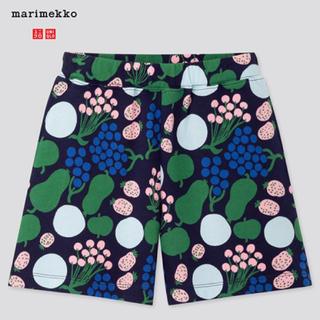マリメッコ(marimekko)の即発送可能 海外限定 100-160㎝マリメッコ ユニクロ コラボ(パンツ/スパッツ)