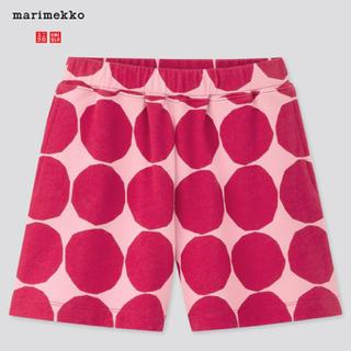マリメッコ(marimekko)の即発送可能!海外限定 100〜160cm マリメッコ UNIQLO コラボ(パンツ/スパッツ)