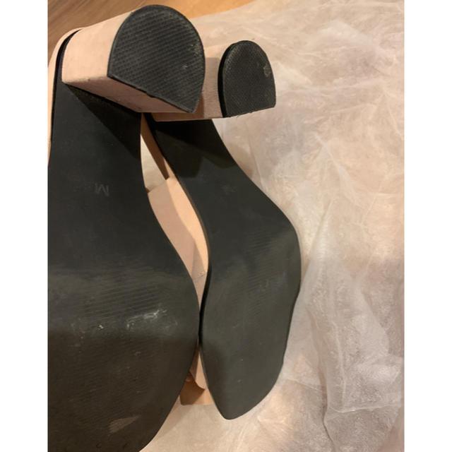 Lily Brown(リリーブラウン)のLilyBrown◆スエードリボンサンダル レディースの靴/シューズ(サンダル)の商品写真