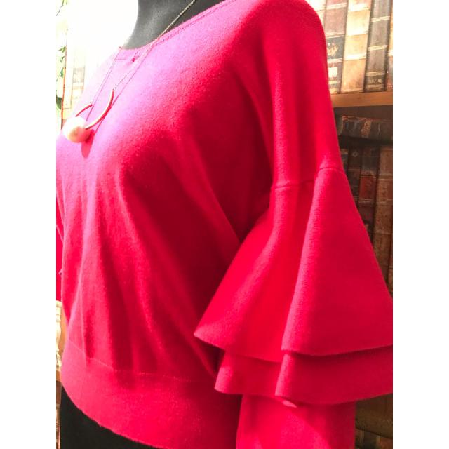 MERCURYDUO(マーキュリーデュオ)のMERCURYDUO Vネックニット  レディースのトップス(ニット/セーター)の商品写真