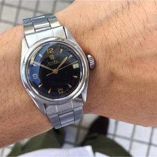 ROLEX - ROLEX OYSTER DATE 53年製 ボーイズ
