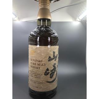 サントリー - 古酒 サントリー 山崎 特級ウイスキー4516 pure maltsuntory