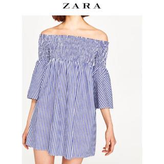 ZARA - ZARA オフショル チュニック