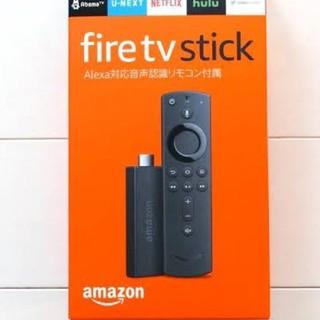 Amazon Fire TV Stick アマゾンファイヤースティック最新モデル(映像用ケーブル)