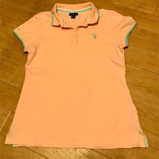 ポロクラブ(Polo Club)のUS POLO ASSN  ポロシャツ 美品(ポロシャツ)
