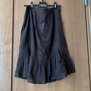 Cynthia Rowley - シンシアローリー  春夏素材 コットンレースのスカート