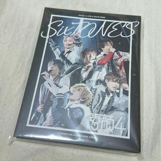 Johnny's - 未再生・素顔4 SixTONES(ストーンズ) 盤