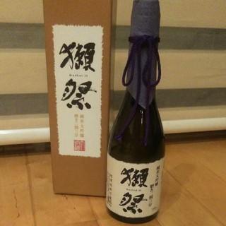 獺祭 純米大吟醸 二割三分720ml 最安値!(日本酒)