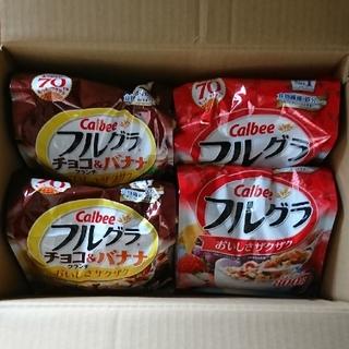 カルビー - カルビー☆フルグラ/フルグラチョコ&バナナ セット