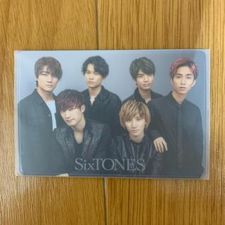 Johnny's - SixTONES 会員証ケース【新品未開封】