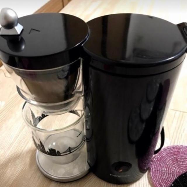 Francfranc(フランフラン)のコーヒーメーカー フランフラン スマホ/家電/カメラの調理家電(コーヒーメーカー)の商品写真