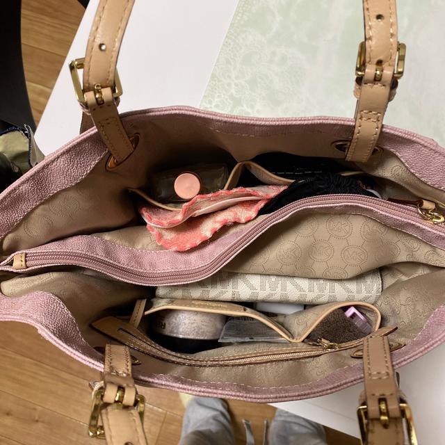 Michael Kors(マイケルコース)のMK バッグ レディースのバッグ(ハンドバッグ)の商品写真