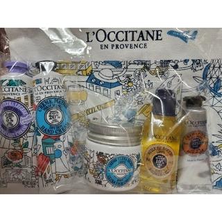 L'OCCITANE - ロクシタン限定品『カラーユアシア&シアボディケアキット』
