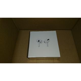 アップル(Apple)の[新品] AirPods Pro MWP22J/A ( Air Pods)(ヘッドフォン/イヤフォン)