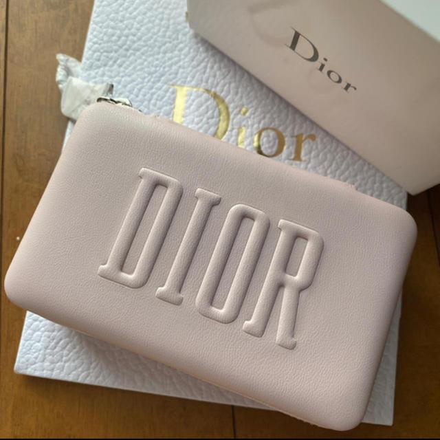 Christian Dior(クリスチャンディオール)の🎁ディオール ノベルティ ポーチ ジュエリーケース ボックス ノベルティ 新品 レディースのファッション小物(ポーチ)の商品写真