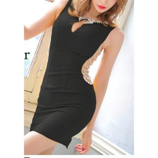 エンジェルアール(AngelR)の美品!Sサイズ♡ブラックドレス♡ Angel R/エンジェルアール(ナイトドレス)