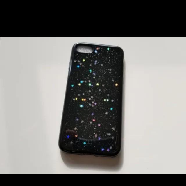 星ケース 送料無料 iPhoneケース プレセント 人気 可愛い スマホ/家電/カメラのスマホアクセサリー(iPhoneケース)の商品写真