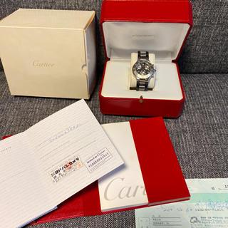 Cartier - カルティエ マスト21 クロノカフ