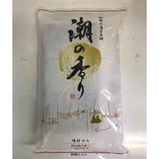 柳川海苔本舗 潮の香り 有明海産味付のり 全形10枚分(乾物)