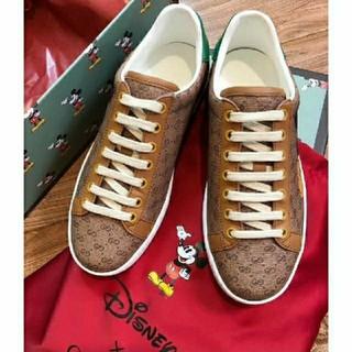 ディズニー(Disney)のGG Disney x Gucci Ace sneaker スニーカー 23(スニーカー)