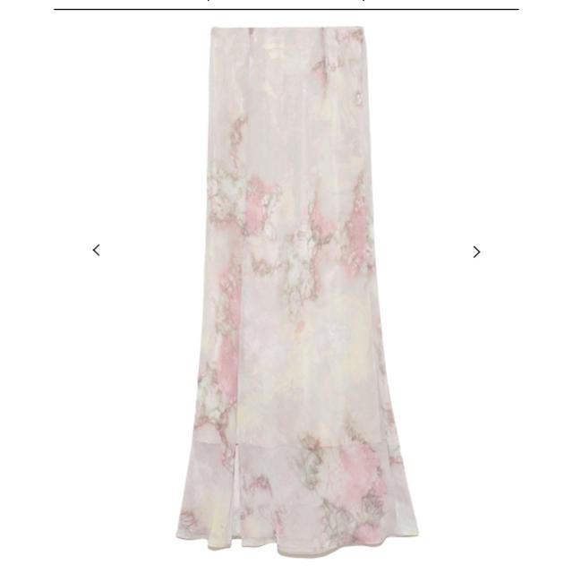 snidel(スナイデル)のスカート 送料込¥9500 レディースのスカート(ロングスカート)の商品写真