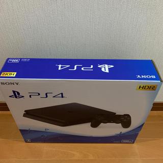PlayStation4 - 新品 SONY PS4 500GB PlayStation4